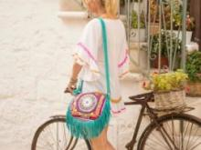 Ibiza Boho Girl goes with StyleTrash to Italy...